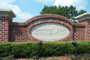 Spring Lake - Carolina Forest